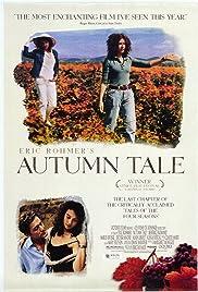 Conte d'automne1998 Poster