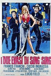 I due evasi di Sing Sing Poster