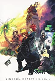 Kingdom Hearts: 358/2 Days (2009) Poster - Movie Forum, Cast, Reviews
