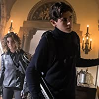 David Mazouz and Camren Bicondova in Gotham (2014)