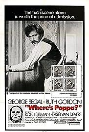 Where's Poppa?(1970) Poster - Movie Forum, Cast, Reviews