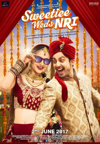 Sweetiee Weds NRI (2017) Full Movie Official Movie Trailer Himansh Kohli & Zoya Afroz