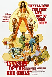 Invasion of the Bee Girls Poster