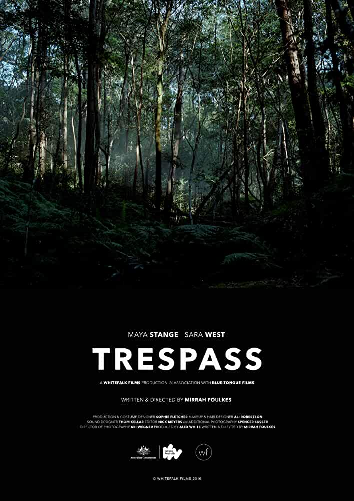 Trespass Short Films of The Week's Staff Pick Premiere