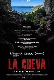 La Cueva cartel de la película