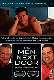The Men Next Door Poster