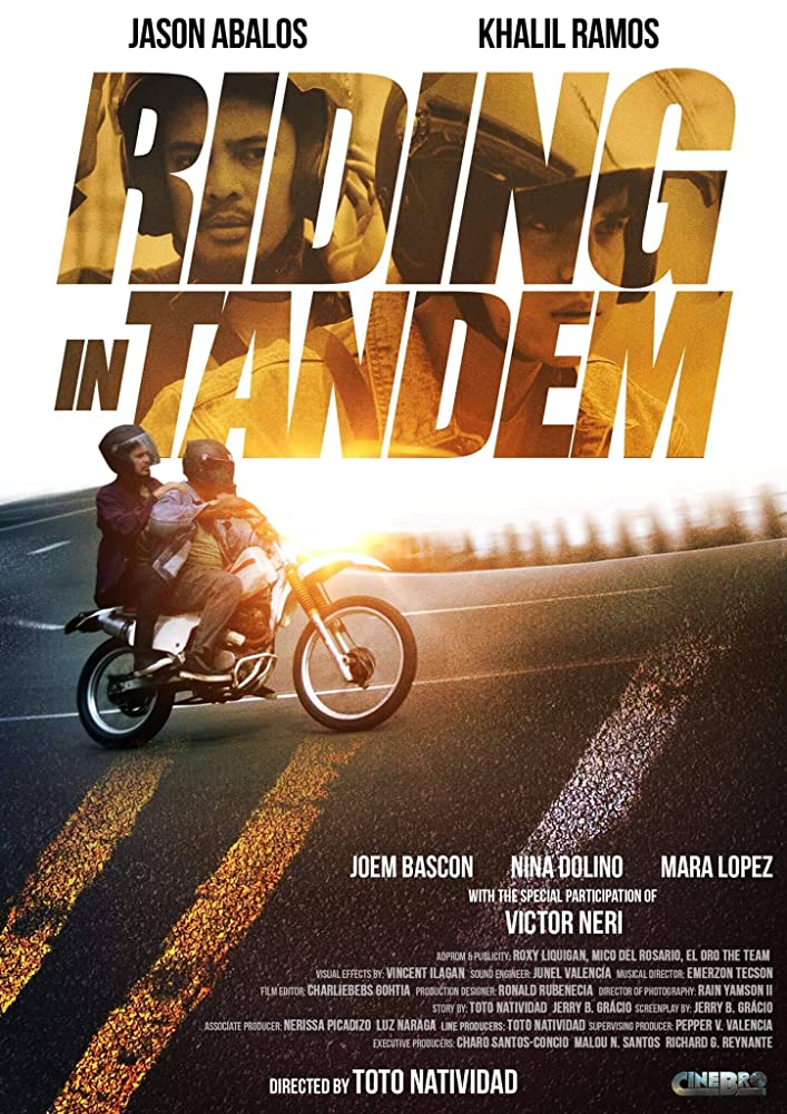 Riding in Tandem (2017) HDRip