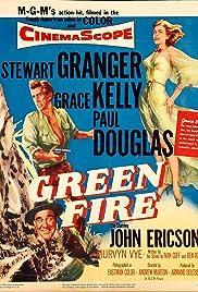 Green Fire(1954) Poster - Movie Forum, Cast, Reviews