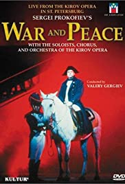 War and Peace Poster