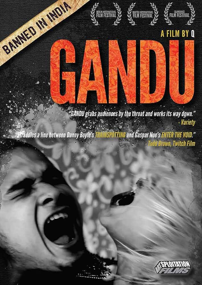 [18+] Gandu  Kolkata Bangla Full Movie 2010 720p [UNCUT] WEB RIP