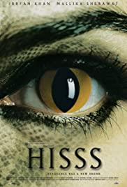 Hisss(2010) Poster - Movie Forum, Cast, Reviews