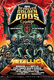 Golden Gods 5th Anniversary Show Poster