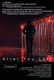 After You Left Poster