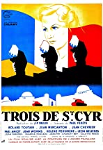 Trois de St Cyr