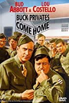 Image of Buck Privates Come Home