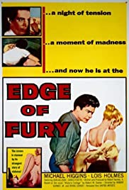 Edge of Fury Poster