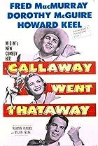 Image of Callaway Went Thataway