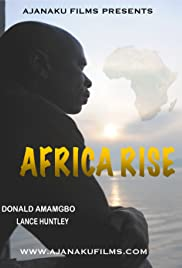 Africa Rise Poster