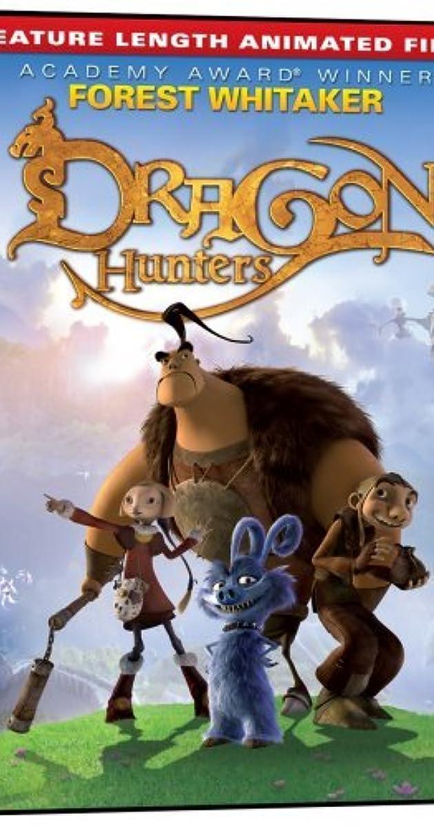 Drakonų Medžiotojai / Dragon Hunters (2008)