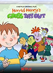 Horrid Henry's Gross Day Out (2020) poster