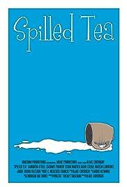 Spilled Tea Poster