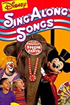 Image of Mickey's Fun Songs: Let's Go to the Circus