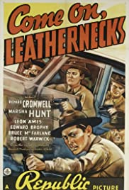Come On, Leathernecks! Poster