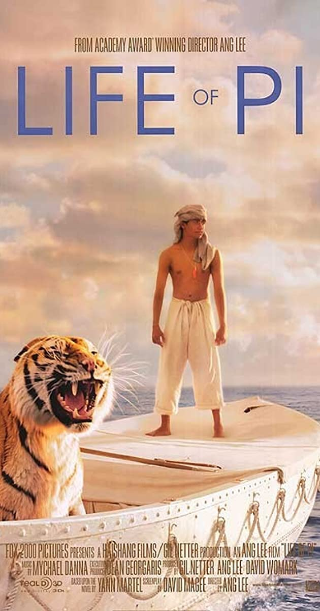 Life of Pi (2012) - Plot Summary - IMDb