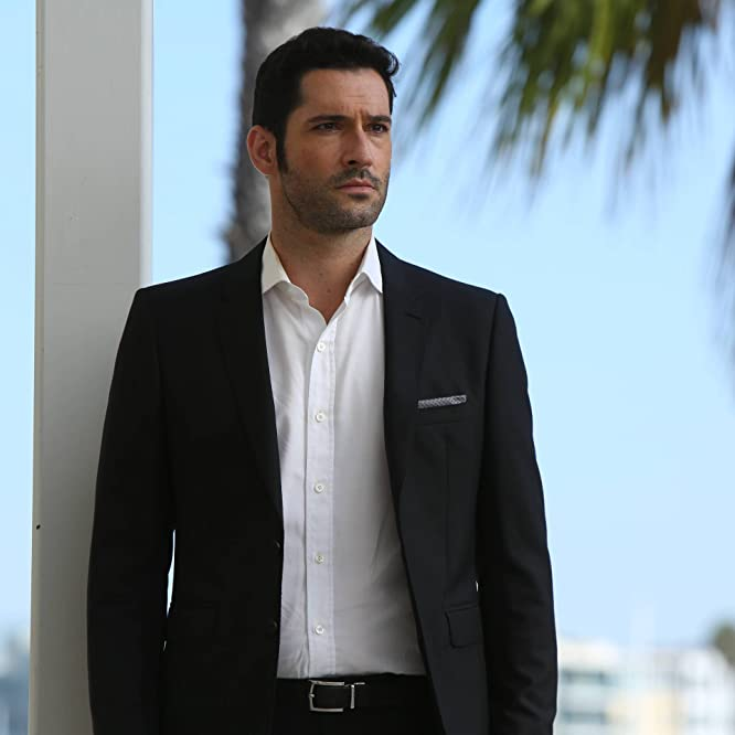Tom Ellis in Lucifer (2015)