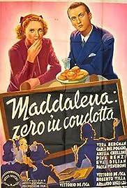 Maddalena... zero in condotta Poster