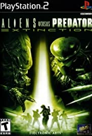 Aliens Versus Predator: Extinction Poster