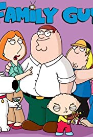 The Family Guy 100th Episode Celebration Poster