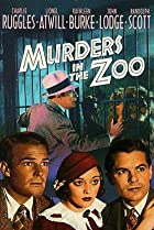 Image of Murders in the Zoo
