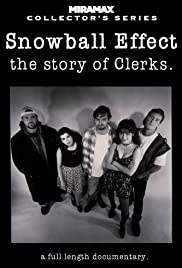 Snowball Effect: The Story of 'Clerks' Poster