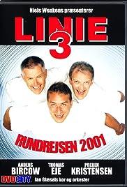 Linie 3 - Rundrejsen 2001 Poster