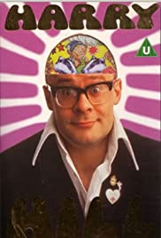 Harry Hill: Man Alive Poster