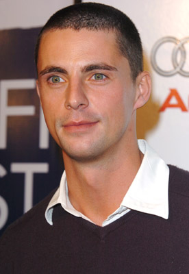 Matthew Goode at an event for Casanova (2005)