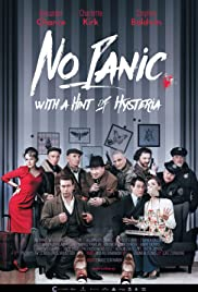 No Panic, With a Hint of Hysteria (2016) Poster - Movie Forum, Cast, Reviews