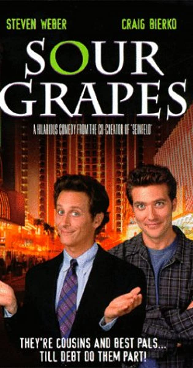 Sour Grapes (1998) - IMDb