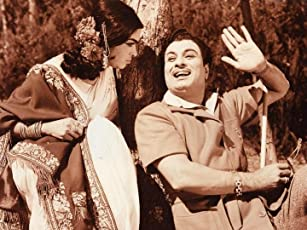Saroja Devi B. and M.G. Ramachandran in Anbe Vaa (1966)