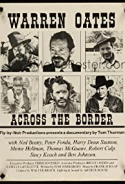Warren Oates: Across the Border Poster