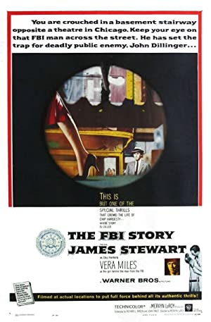 The FBI Story poster