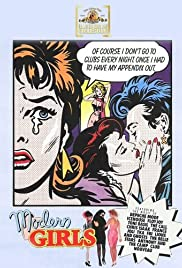 Modern Girls(1986) Poster - Movie Forum, Cast, Reviews