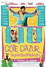 Côte d'Azur Poster
