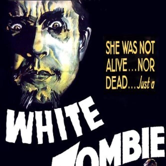 Bela Lugosi and Madge Bellamy in White Zombie (1932)