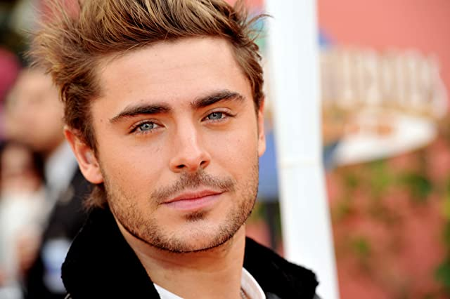 Zac Efron at The Lorax (2012)