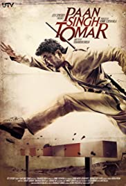 Paan Singh Tomar (2012) Poster - Movie Forum, Cast, Reviews