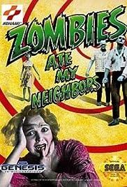 Zombies Ate My Neighbors(1993) Poster - Movie Forum, Cast, Reviews