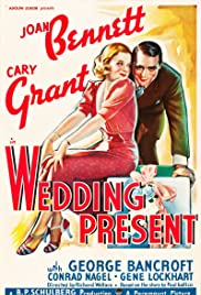 Wedding Present(1936) Poster - Movie Forum, Cast, Reviews