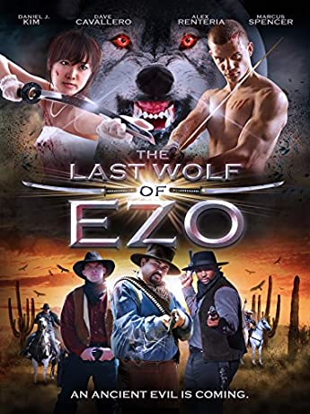 The Last Wolf of Ezo (2015)